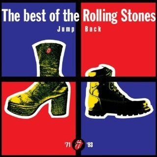 Jump Back: The Best of The Rolling Stones のジャケット画像