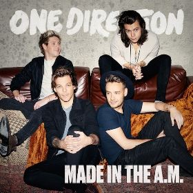 Made in the A.M. のジャケット画像