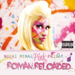 Pink Friday: Roman Reloaded のジャケット画像