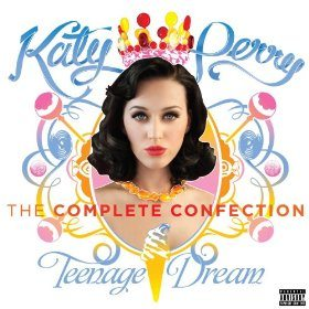 Teenage Dream: The Complete Confection のジャケット画像
