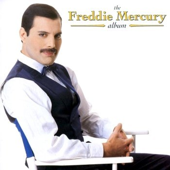 The Freddie Mercury Album のジャケット画像