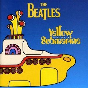 Yellow Submarine Songtrack のジャケット画像