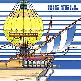 BIG YELL のジャケット画像