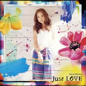 Just LOVE のジャケット画像