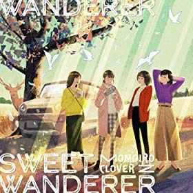 Sweet Wanderer のジャケット画像