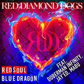 RED SOUL BLUE DRAGON のジャケット画像